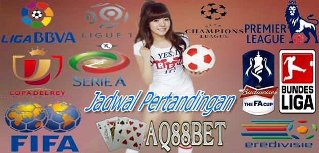 Agen Bola Indonesia - Jadwal Pertandingan 10 November 2014 terbaru dan terlengkap