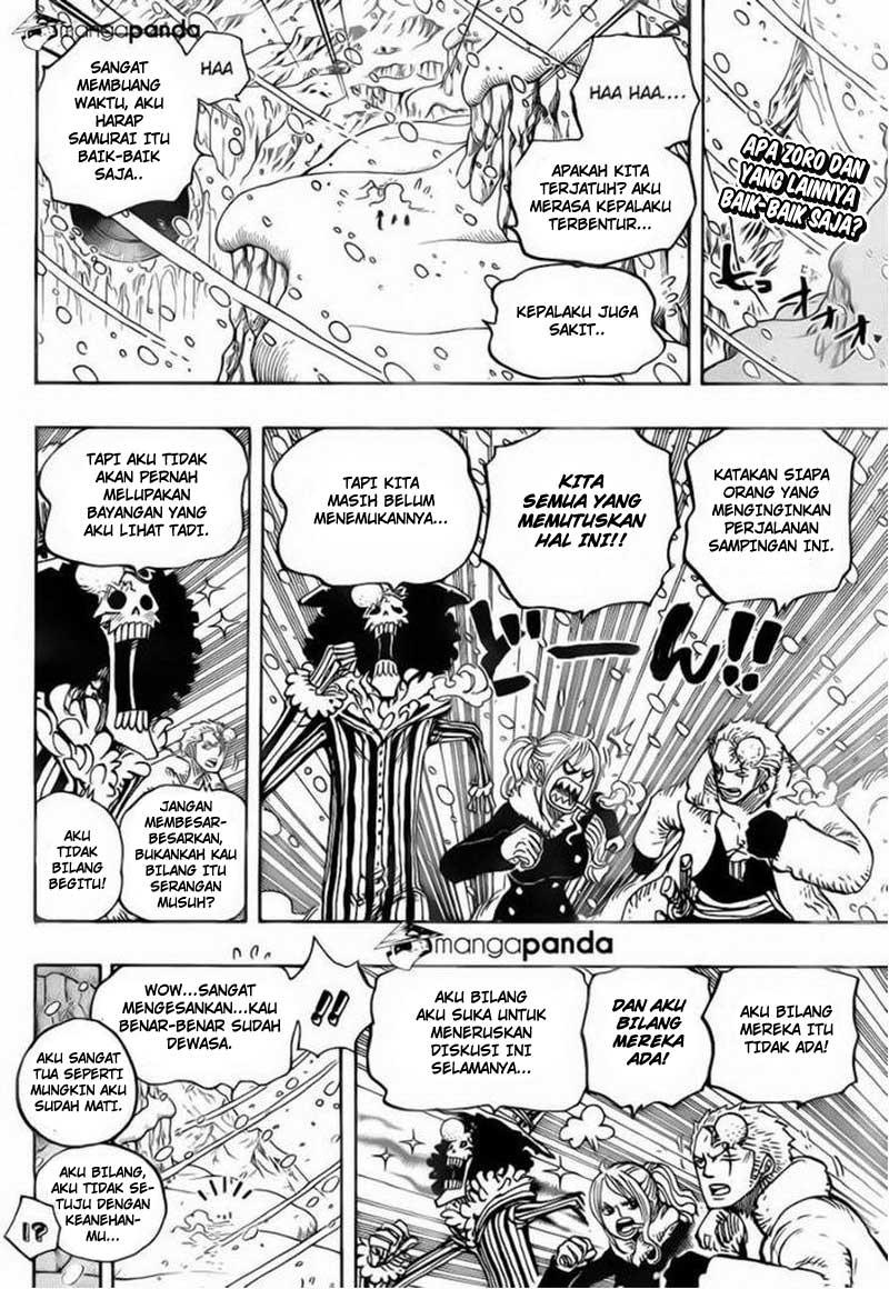 03 One Piece 669   Memulai Strategi