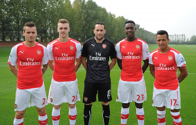 Arsenal season 2014-15 new signings