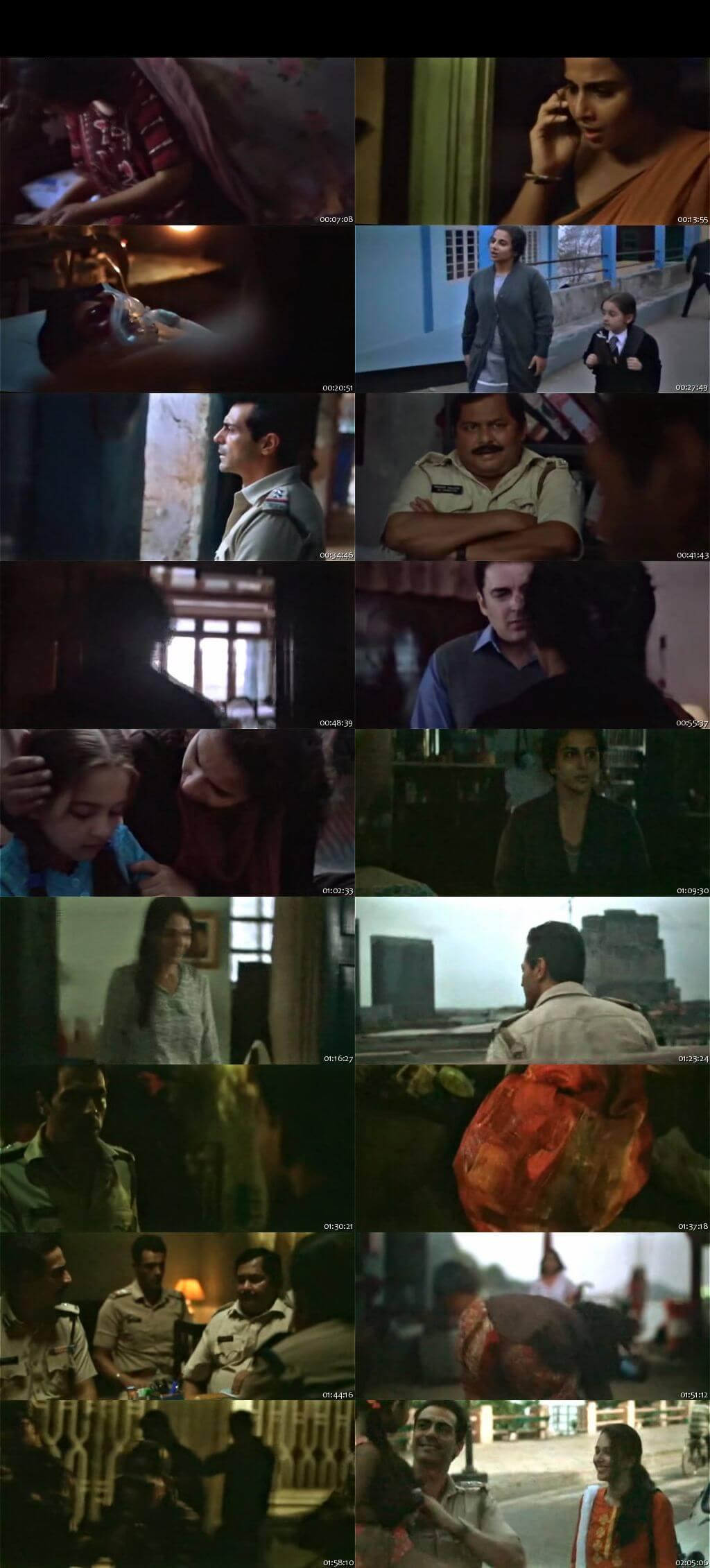 Screenshot Of Watch Online Kahaani 2 (2016) Full Movie Download Free DVDScr HQ