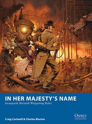 In Her Majesty's Name Book Cover