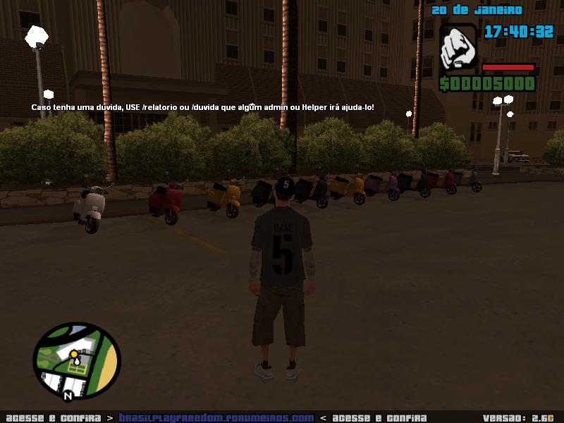 Brasil Play Freedom RPG Pain1