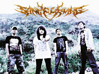 Sangkuriang Band Death Metal With Female Vocal Bandung