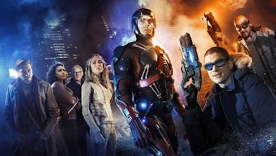 DC'S LEGENDS OF TOMORROW - Divulgação/Warner Channel