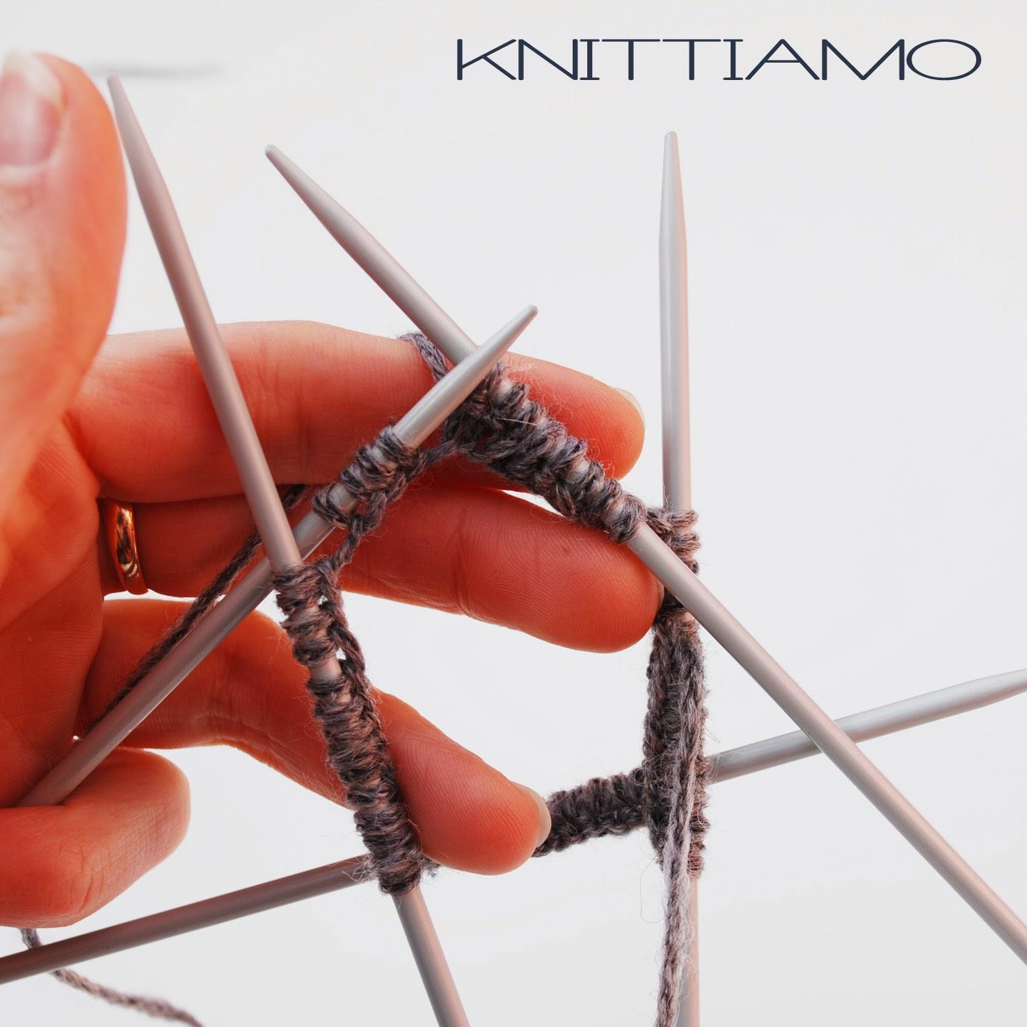 knitting a ribb