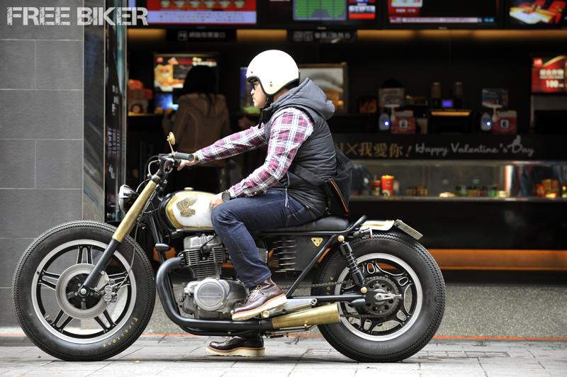 Freebiker vintage racers: cb400n:: free biker magazine via 8negro