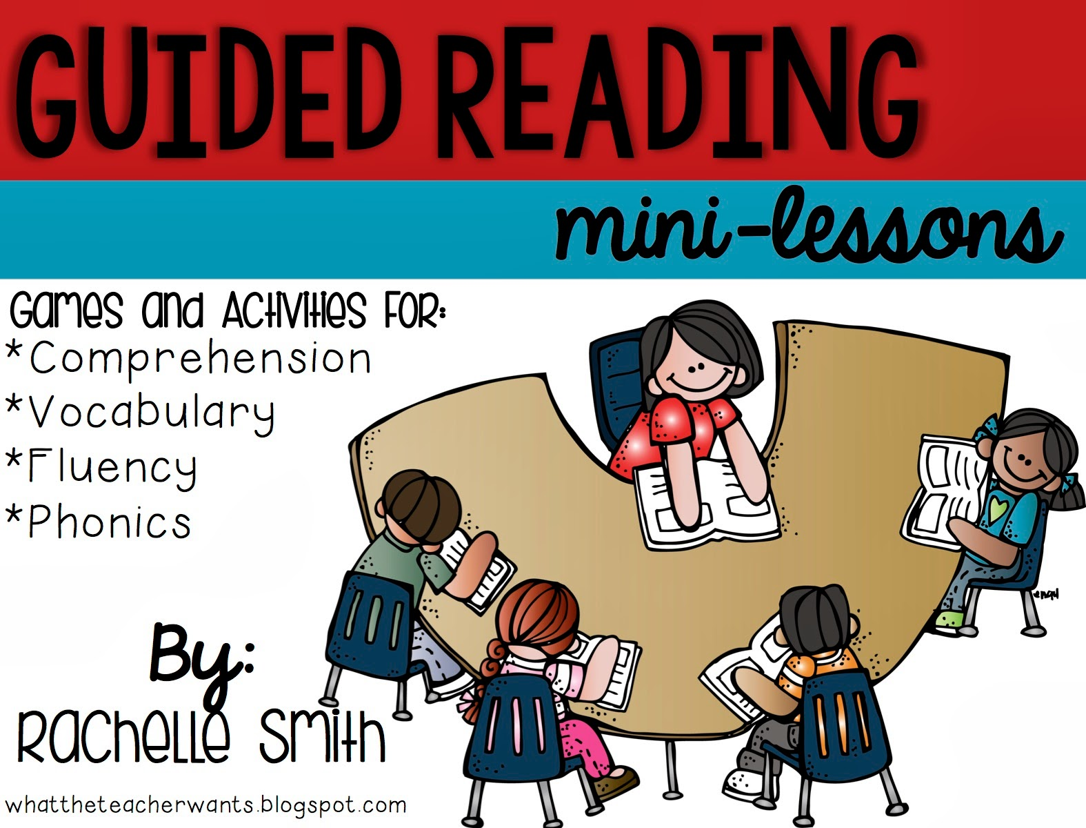 http://www.teacherspayteachers.com/Product/Guided-Reading-Mini-Lessons-Activities-Resources-and-Games-1140362