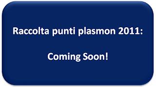 Raccolta punti Plasmon 2011