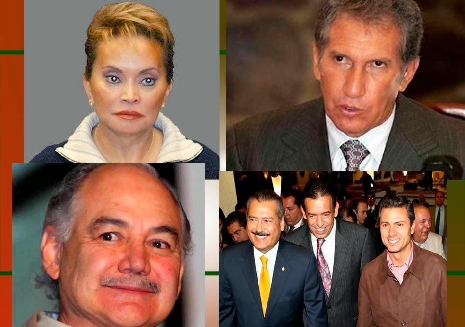 Los 10 personajes más corruptos de México, según Forbes