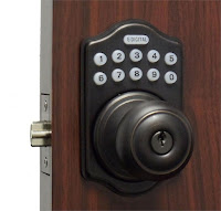 Locksmith Seattle electronic lock