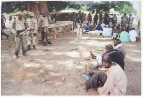 wounded boko haram members