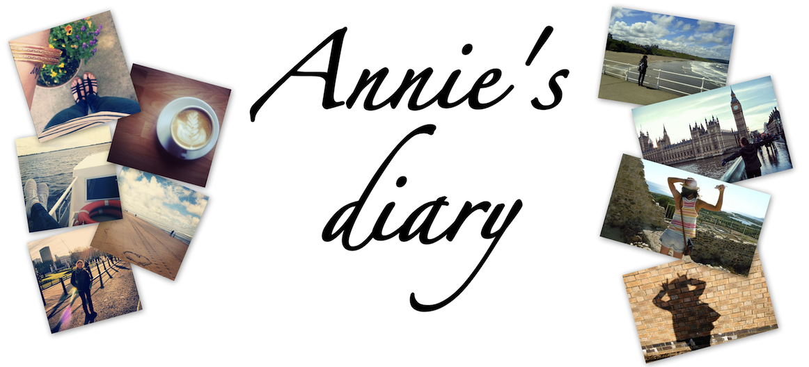 Annie's diary