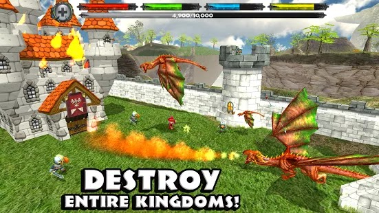 World of Dragons: Simulator Apk Android