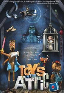 Toys in the Attic 2009 film