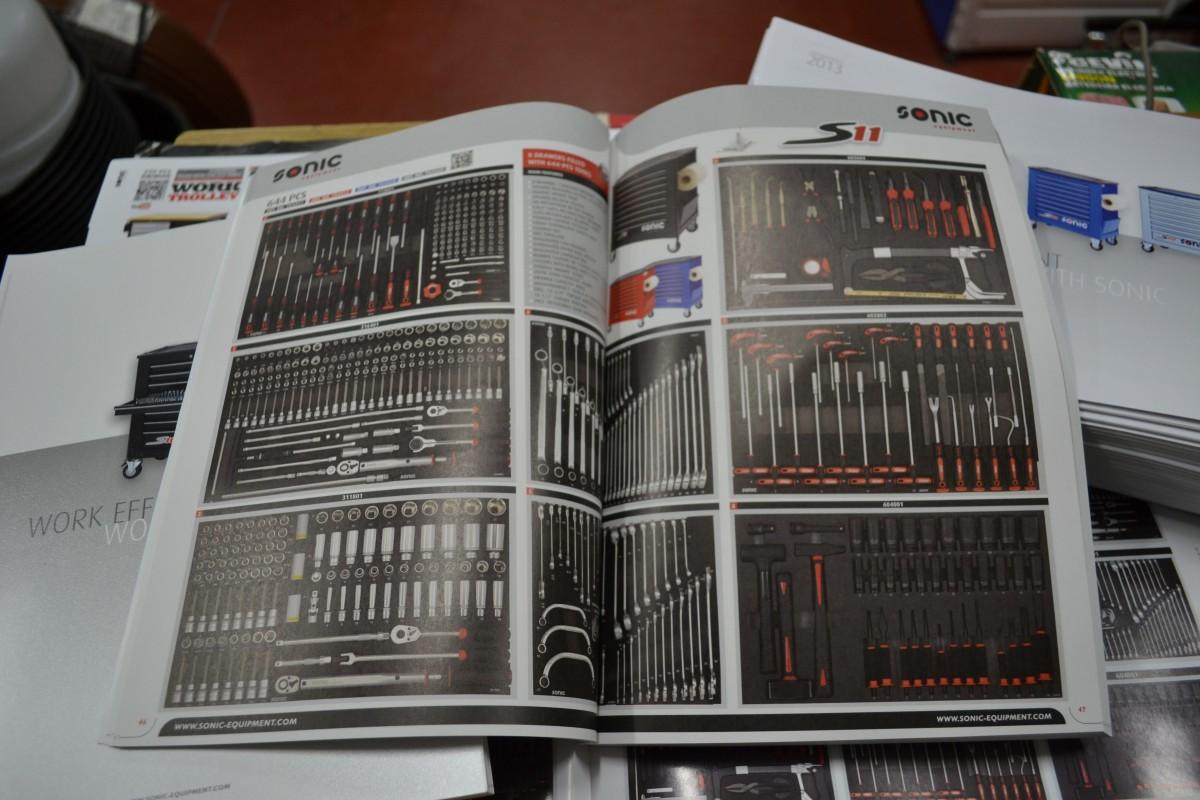 SONIC herramientas