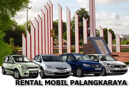 Daftar Alamat Rental Mobil di Palangkaraya