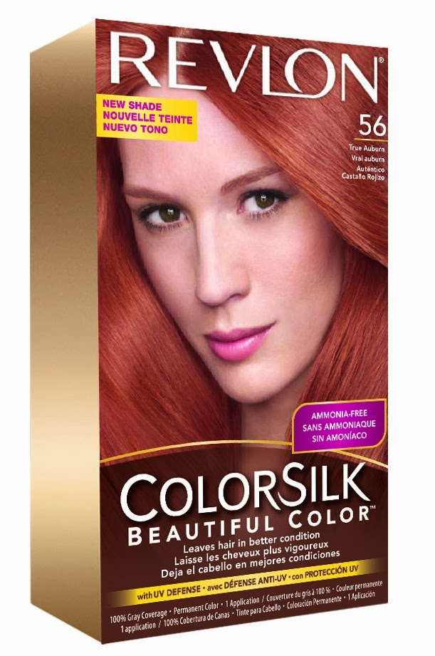 Lissette sujuelfish: Revlon Colorsilk 56