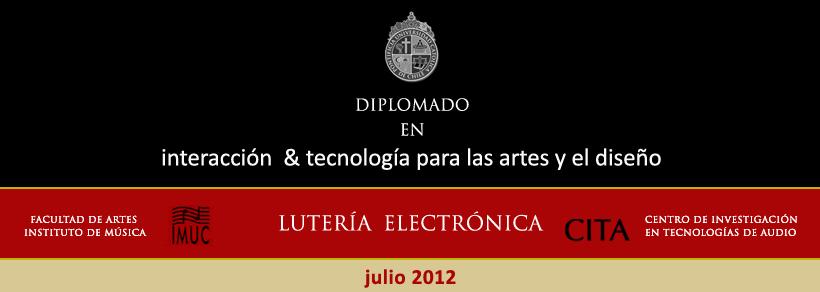 diplomado en luteria electronica