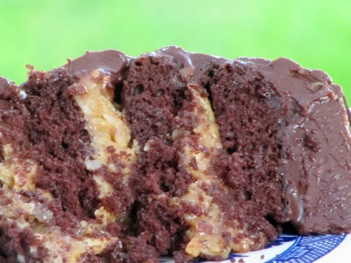 Epicurious German Chocolate Cake Frosting