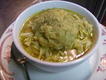 Chicken Soup With Matzo Balls Recipe Dishmaps