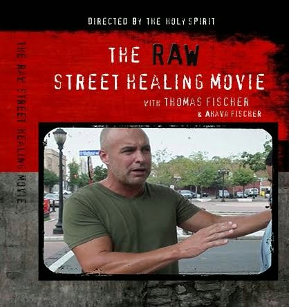 DVD - THE RAW STREET HEALING MOVIE