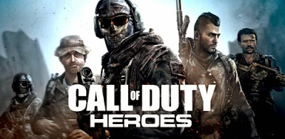 Call of Duty Heroes Apk Full MOD + Data Android