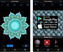 Design App of the Month - monUnique