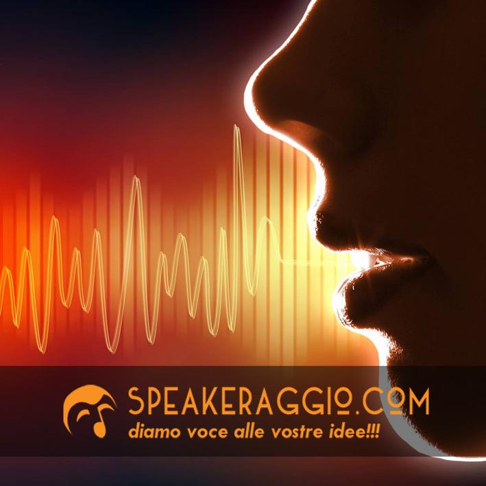Speakeraggio in oltre 30 lingue
