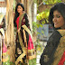 Rhythamika Red and Black Salwar