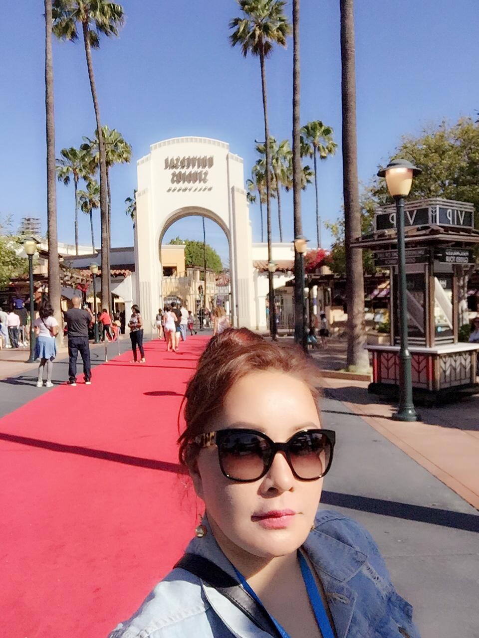 Universal Studio LA 2015