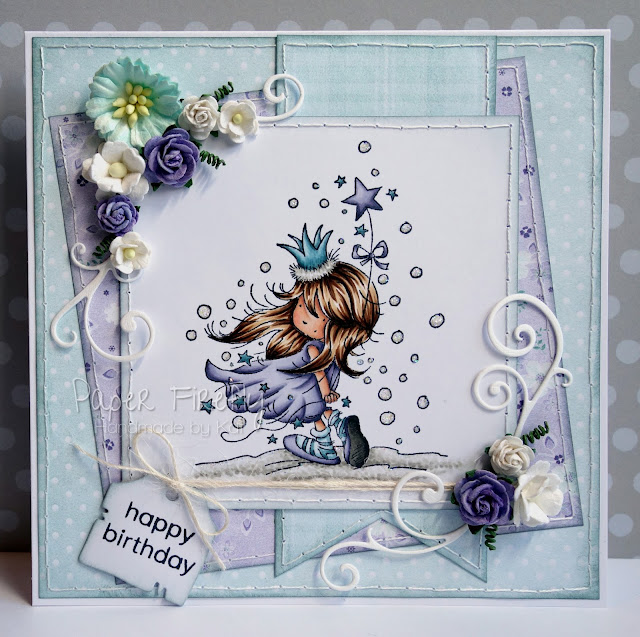 Winter birthday card (LOTV image - discontinued)