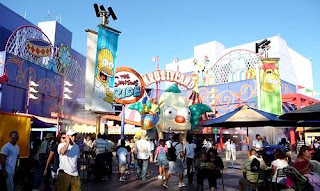 Universal Studios Hollywood (Best Honeymoon Destinations In USA) 6