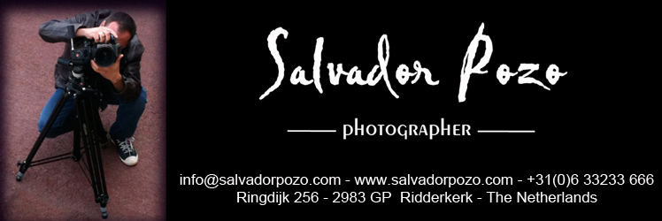 Salvador Pozo, photographer