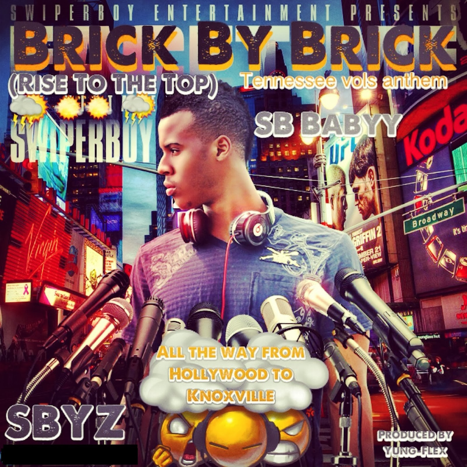 "Swiperboy ""Brick By Brick"" (Produced by Yung-Flex)"