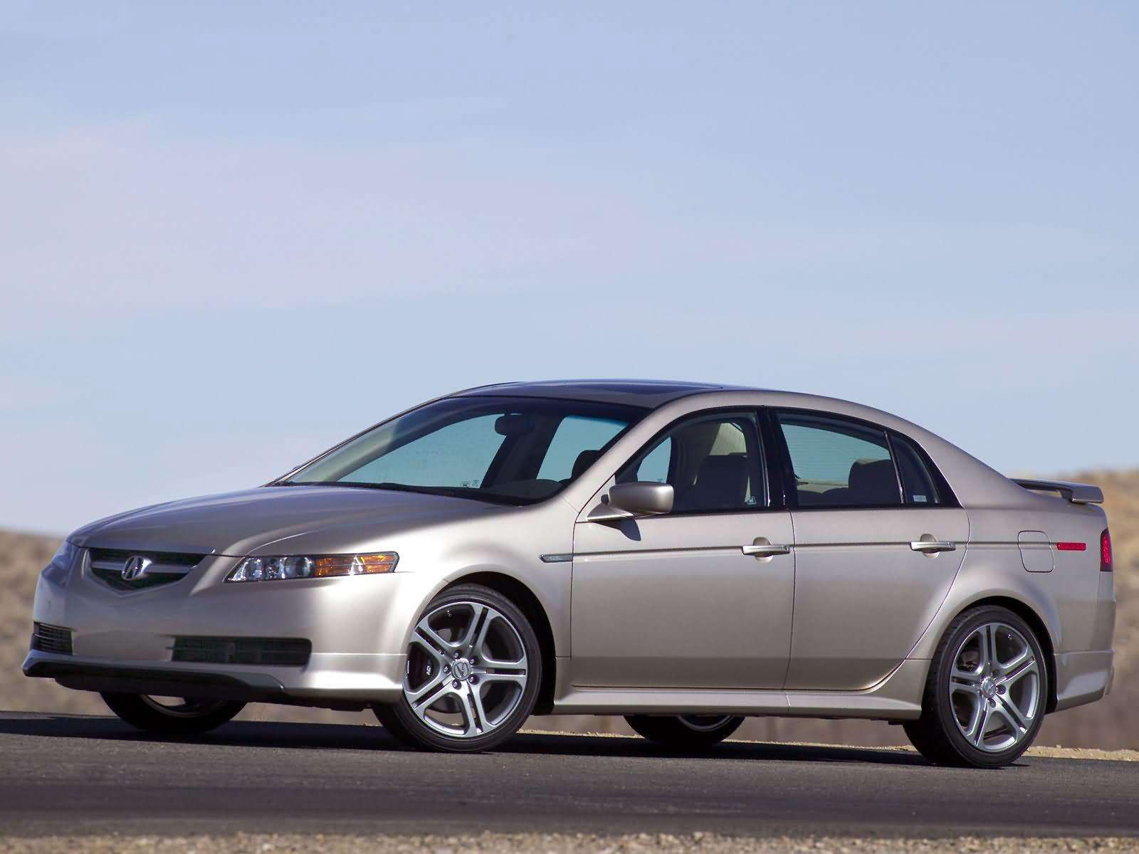 2004 acura tl with aspec performance package. Black Bedroom Furniture Sets. Home Design Ideas