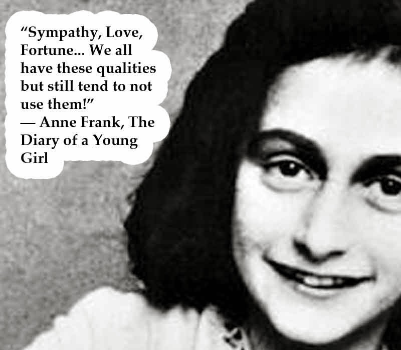 Diary of Anne Frank Essay Questions