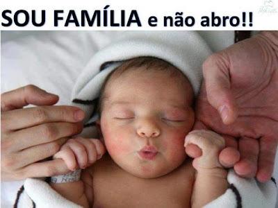 Mensagens para Facebook e Imagens Sou Familia