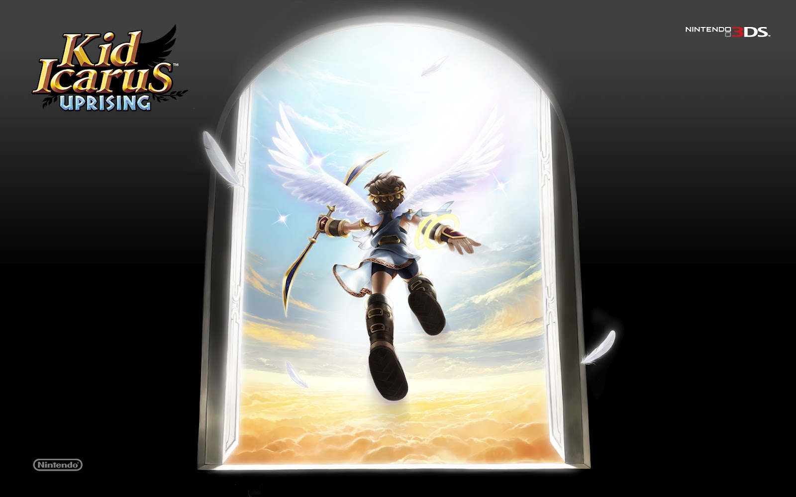 Kid Icarus HD & Widescreen Wallpaper 0.686346773712