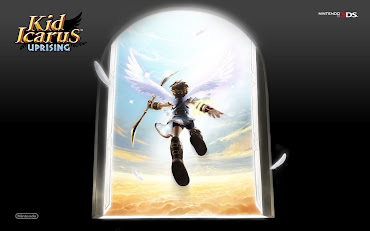 #8 Kid Icarus Wallpaper
