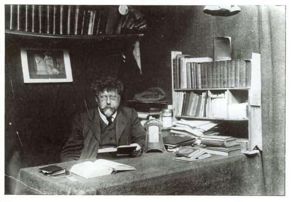 Rudolf Rocker: Socialdemocracia y anarquismo
