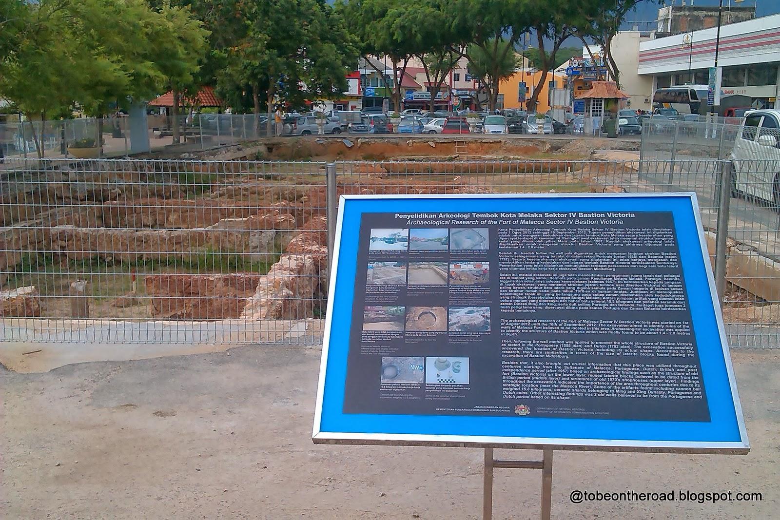 Excavation,Fort