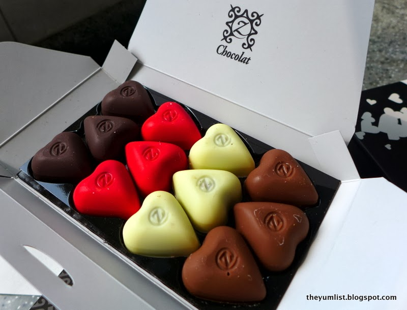 zChocolate, Luxury Chocolates from France in Malaysia