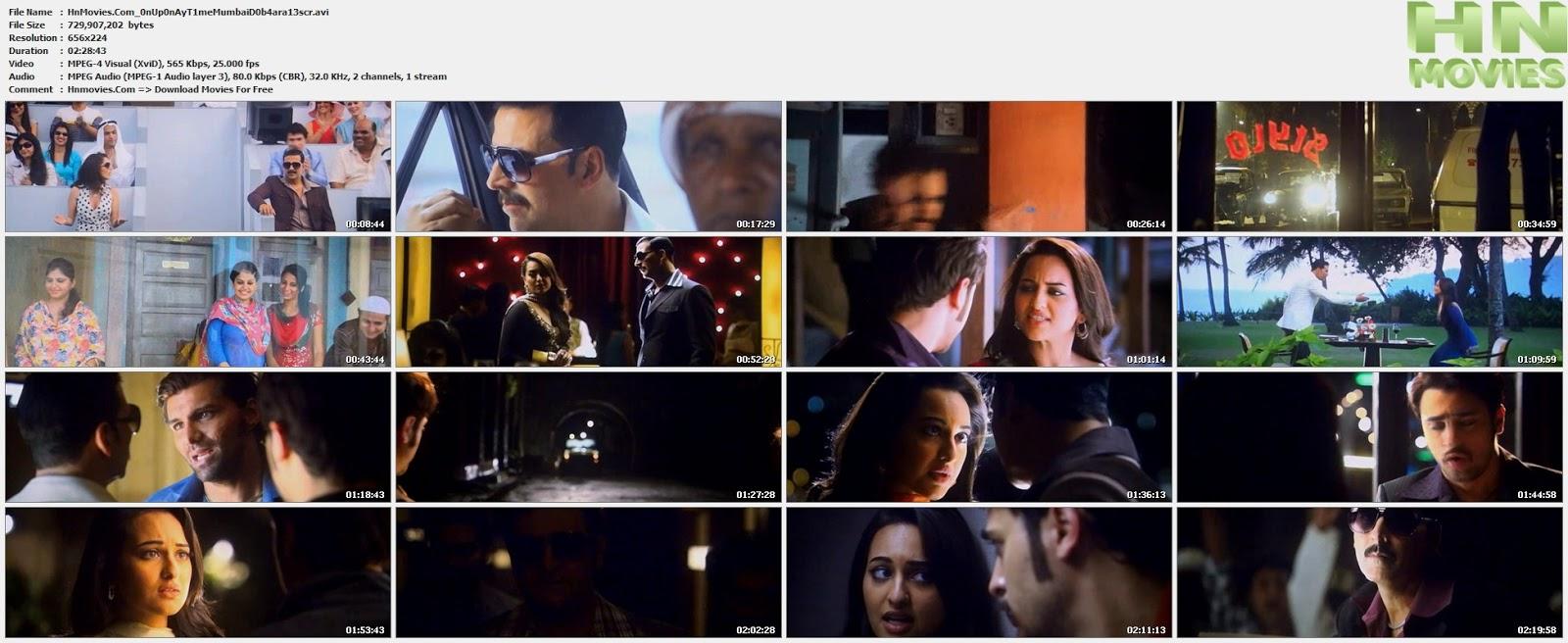 movie screenshot of Once Upon Ay Time in Mumbai Dobaara fdmovie.com