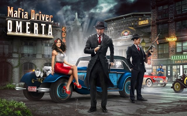 Mafia Driver Gameplay