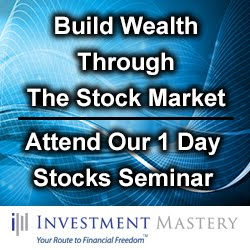 Investment Mastery Stock Market 1 Day Seminar
