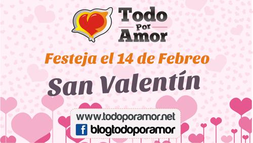 Festeja San Valentin con estas excelentes ideas para ese día tan especial