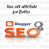 Use Alt Attribute for Better SEO and to Increase Blogger Traffic