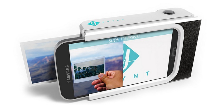 Turn Your Smartphone Into Polaroid Camera