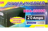 Gambar Inverter DC ke AC