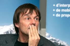 Nicolas Hulot annonce sa candidature à l'élection présidentielle de 2012